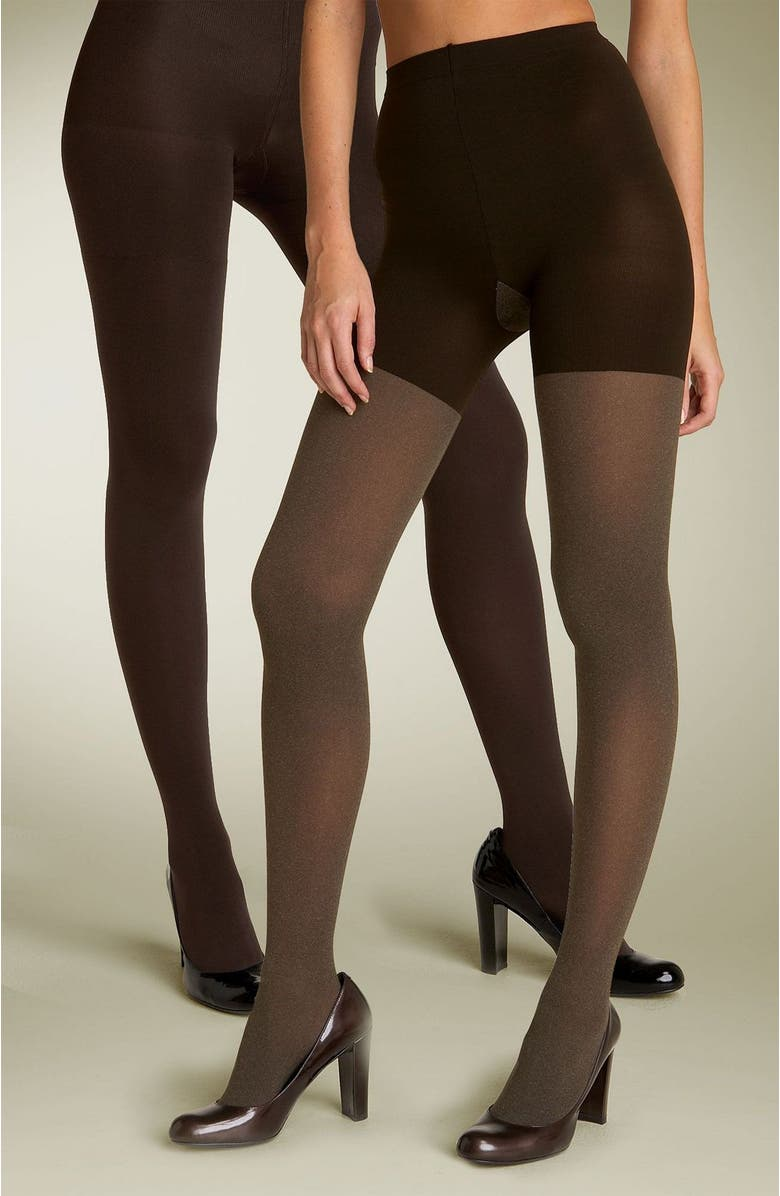 SPANX<SUP>®</SUP> 'Two-Timin' Tights, Main, color, 001
