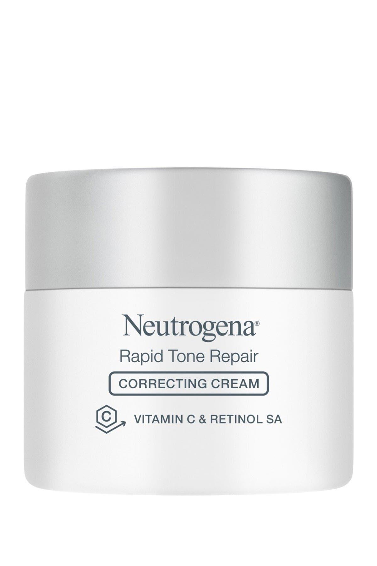 Image of Neutrogena Rapid Tone Repair Vitamin C Correcting Cream - 1.7 oz.