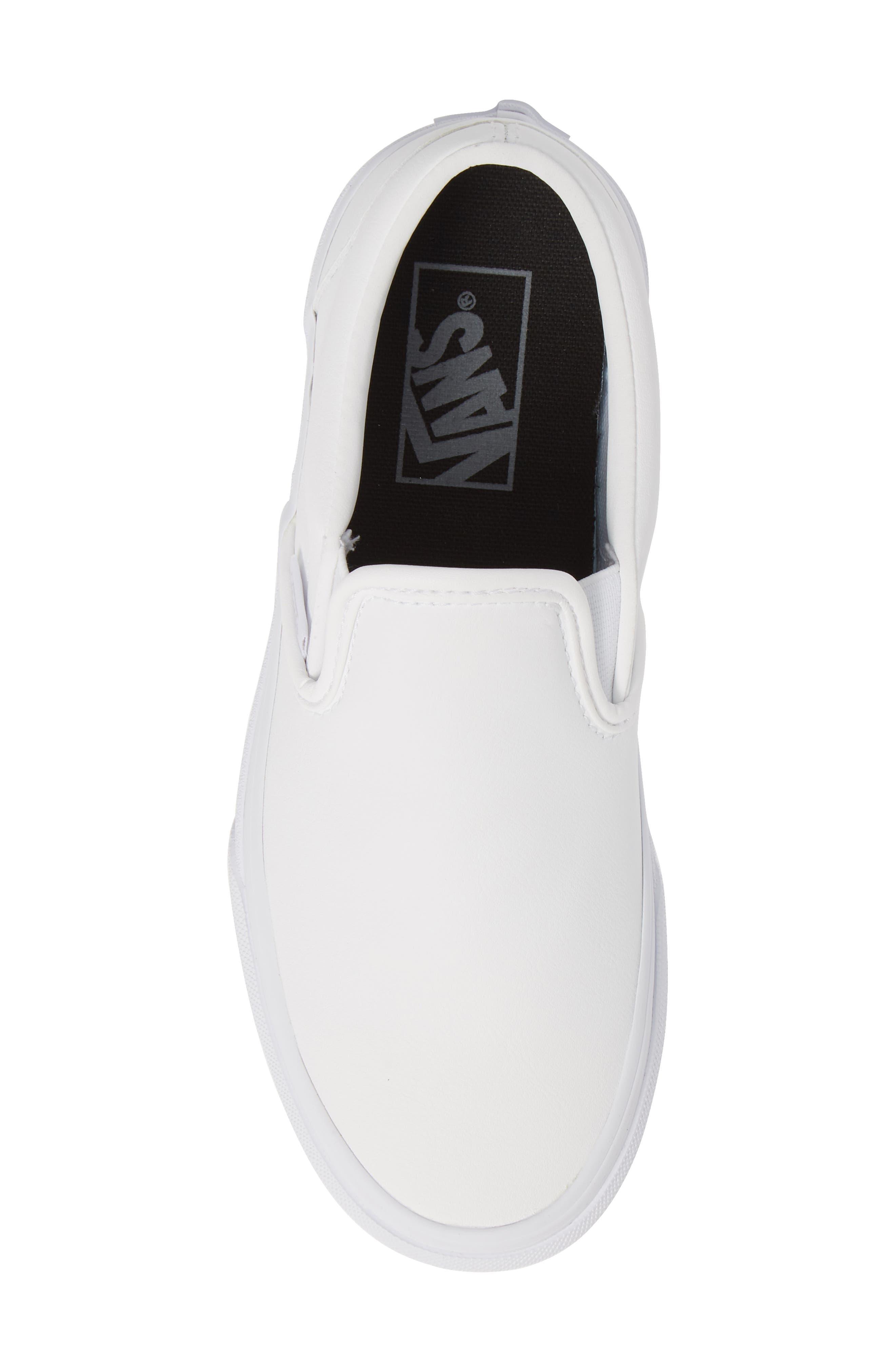,                             Classic Slip-On Sneaker,                             Alternate thumbnail 23, color,                             103