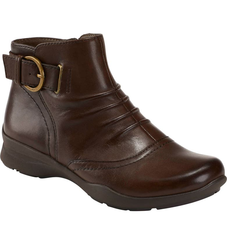 EARTH<SUP>®</SUP> Natural Tahoe Bootie, Main, color, BARK LEATHER