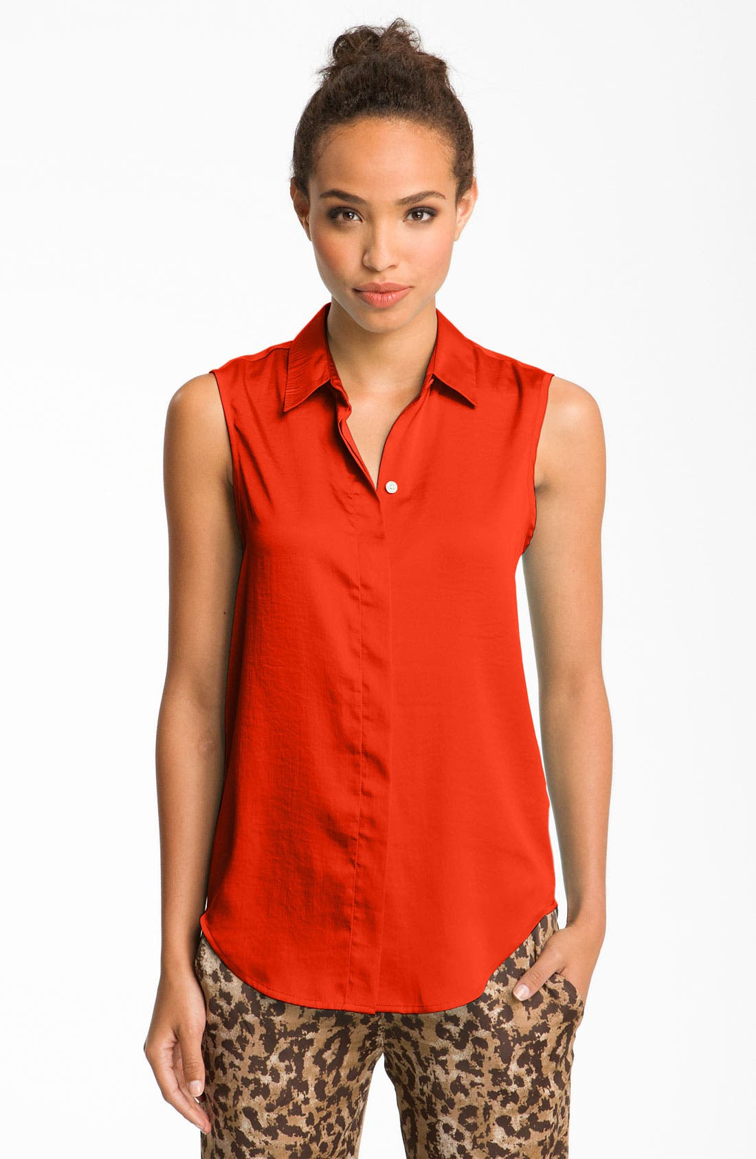 ,                             Sleeveless Shirt,                             Main thumbnail 7, color,                             950