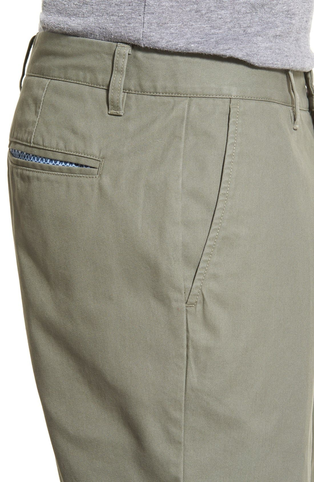 ,                             Washed Chino Shorts,                             Alternate thumbnail 45, color,                             305