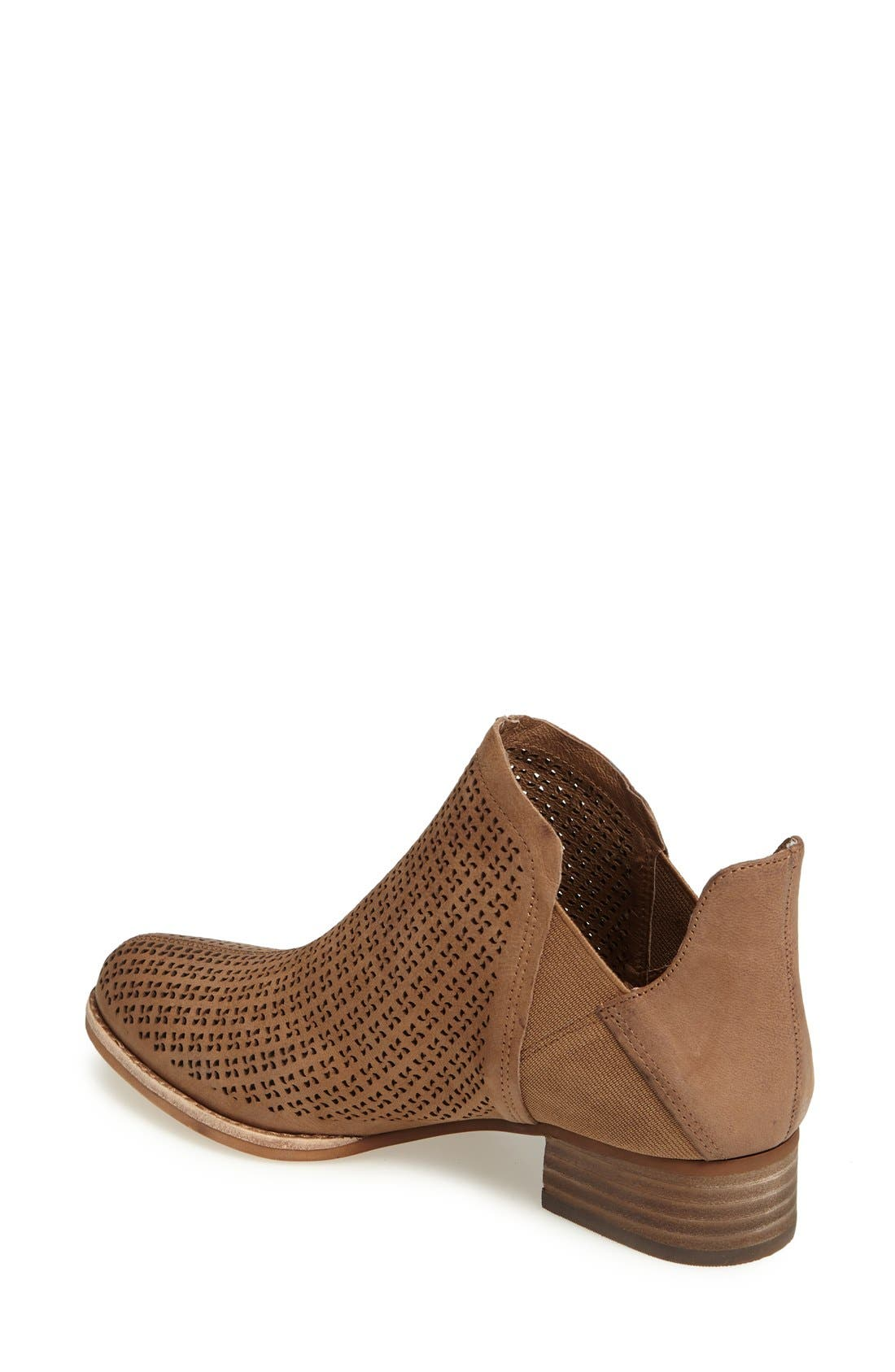 ,                             Celena Perforated Bootie,                             Alternate thumbnail 15, color,                             210