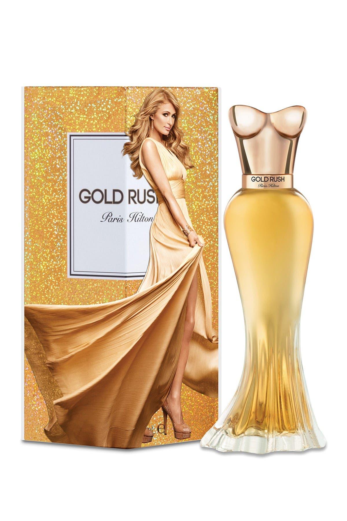 Image of Paris Hilton Gold Rush Eau de Parfum Spray - 3.4 fl. oz.