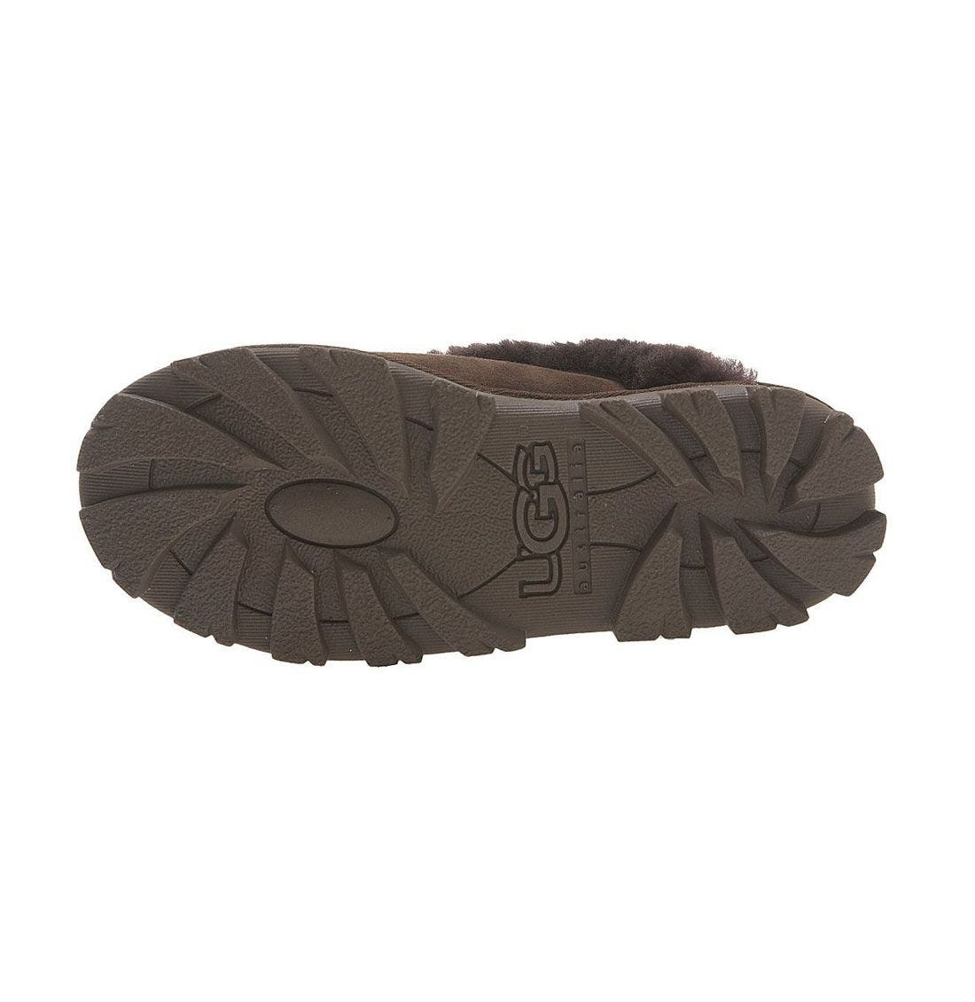 ,                             Genuine Shearling Slipper,                             Alternate thumbnail 168, color,                             CHO