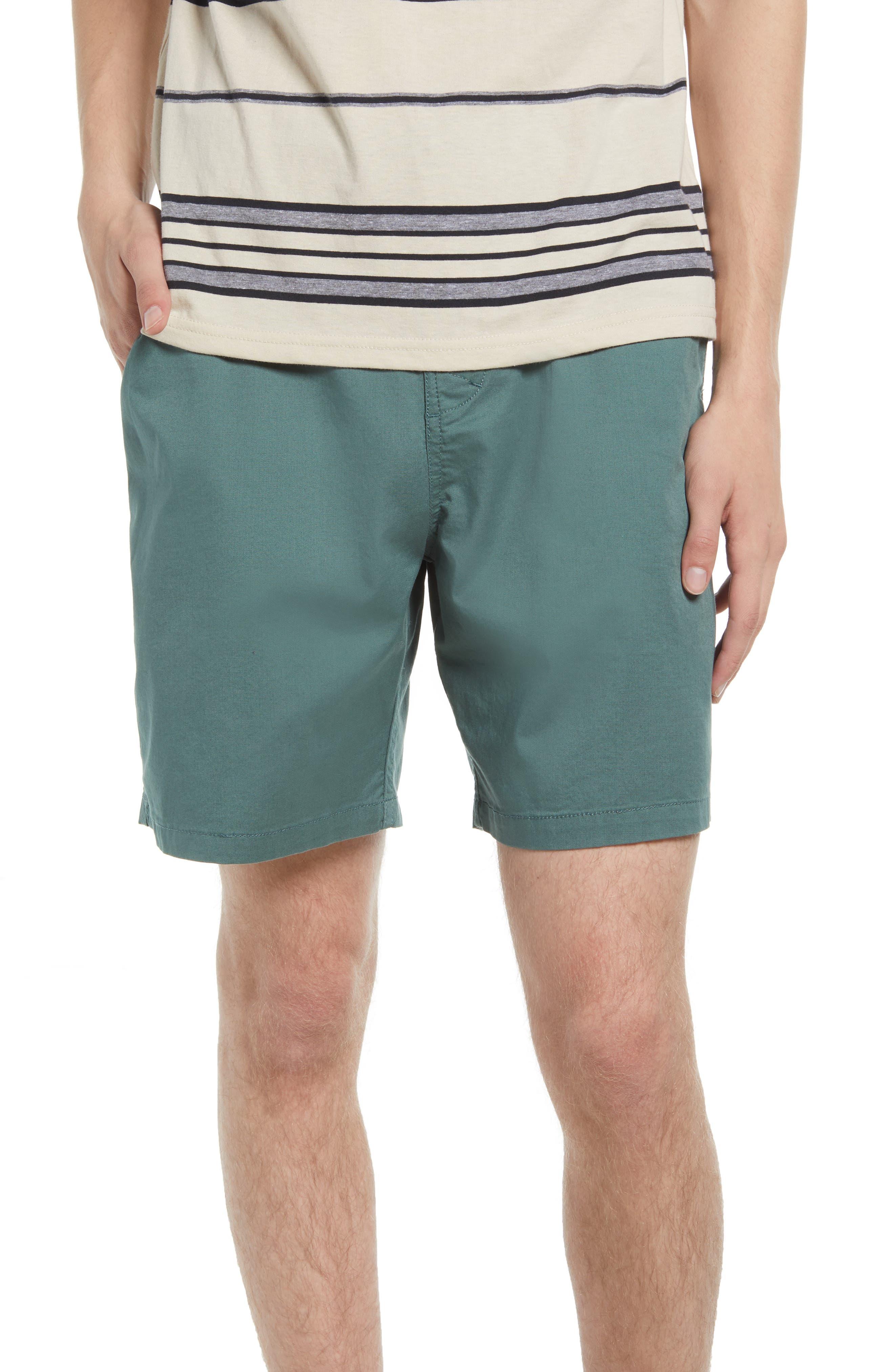 Choice Stretch Cotton Shorts