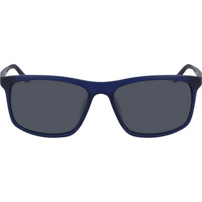 Nike Lore Square Sunglasses - Midnight Navy/ Obsidian/ Dk Gr