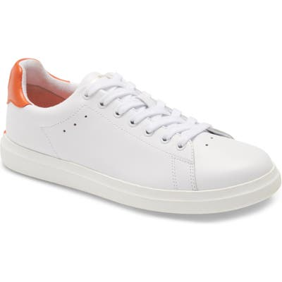 Tory Burch Howell Lace-Up Sneaker- White