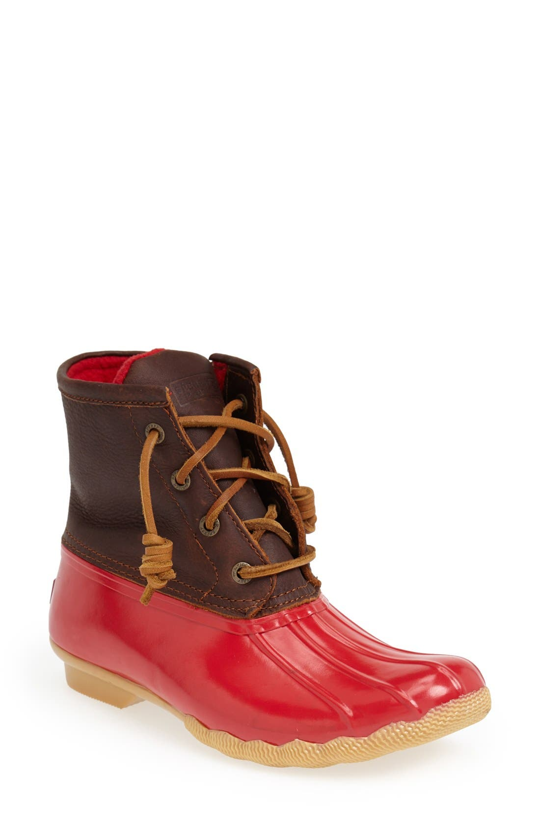 ,                             Saltwater Duck Boot,                             Main thumbnail 82, color,                             238