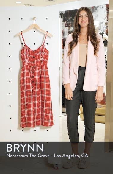 Thelma Linen Midi Dress, sales video thumbnail