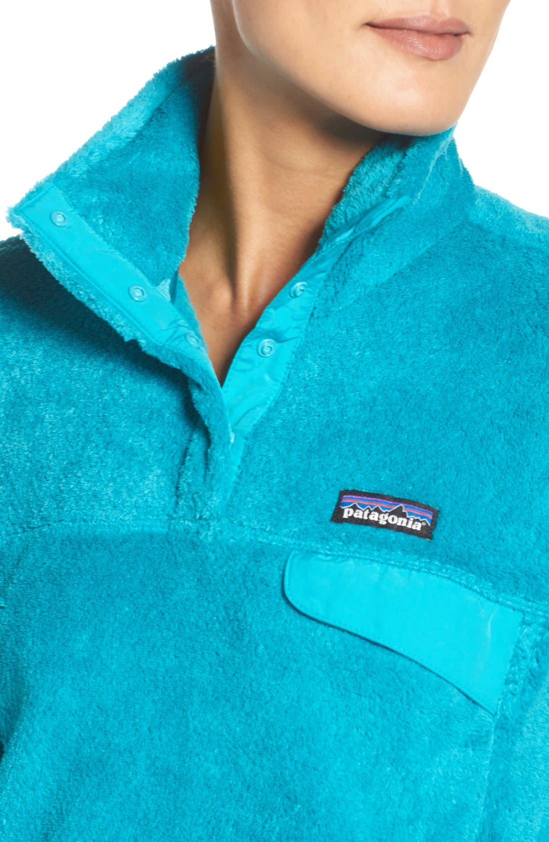 ,                             Re-Tool Snap-T<sup>®</sup> Fleece Pullover,                             Alternate thumbnail 140, color,                             409