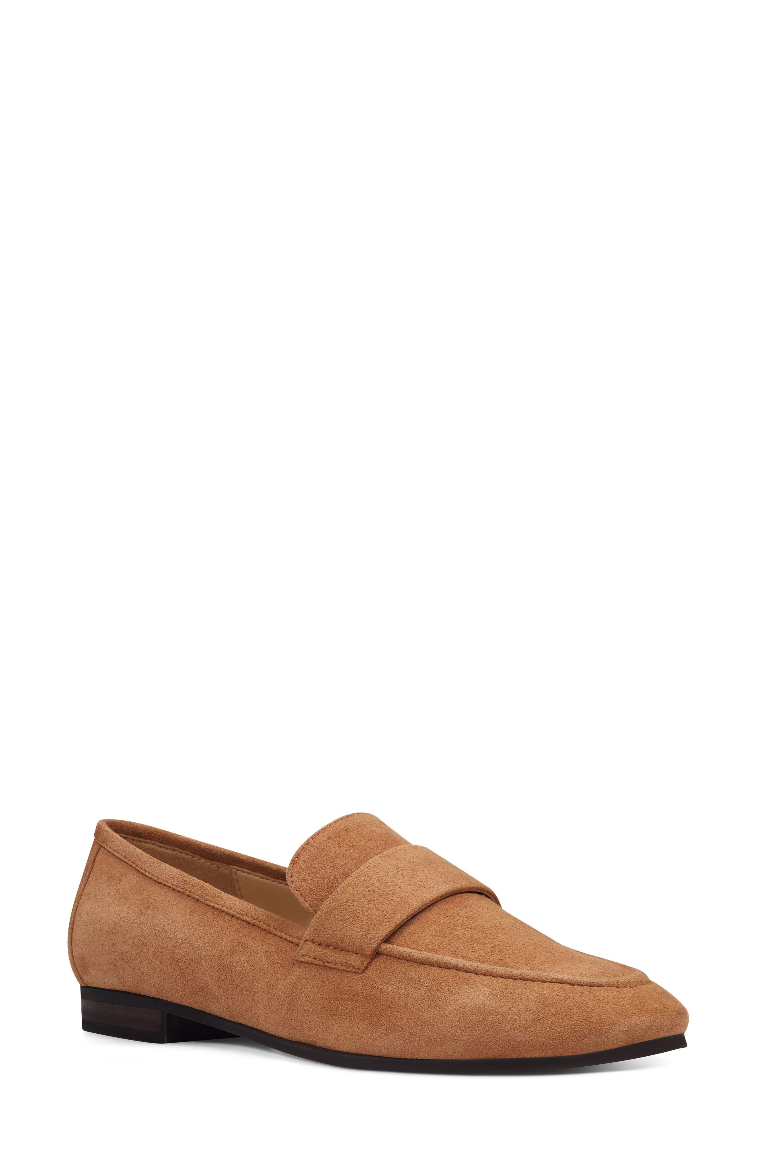 Nine West Admire Loafer- Brown