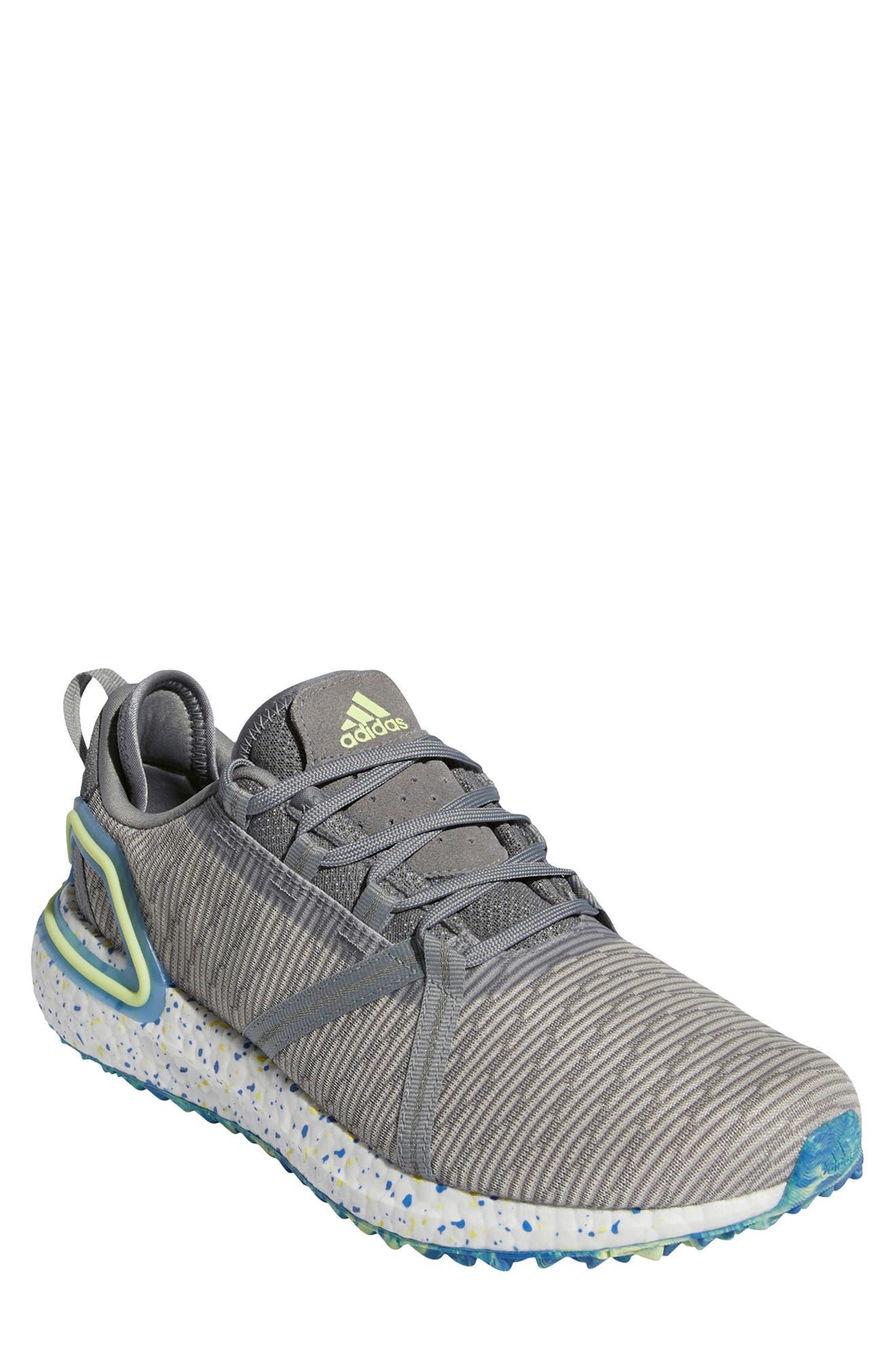 Solarthon Primegreen Water Resistant Spikeless Golf Shoe