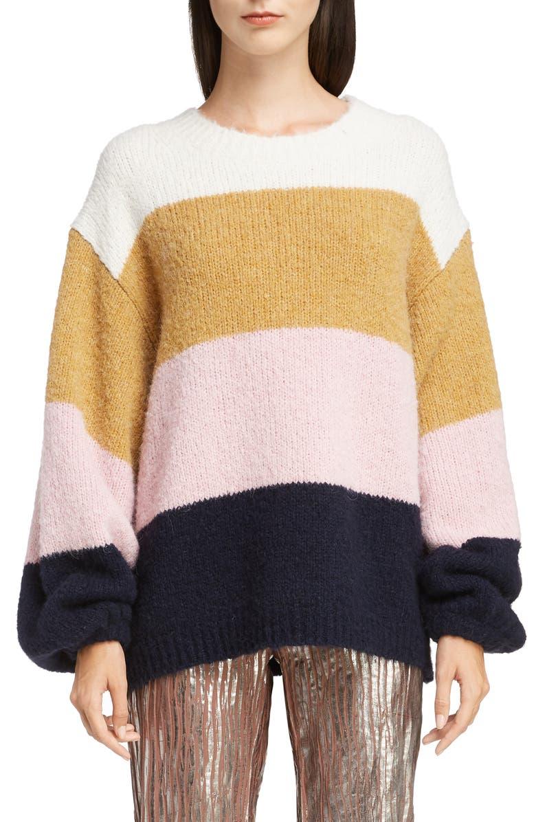ACNE STUDIOS Kazia Sweater, Main, color, 650