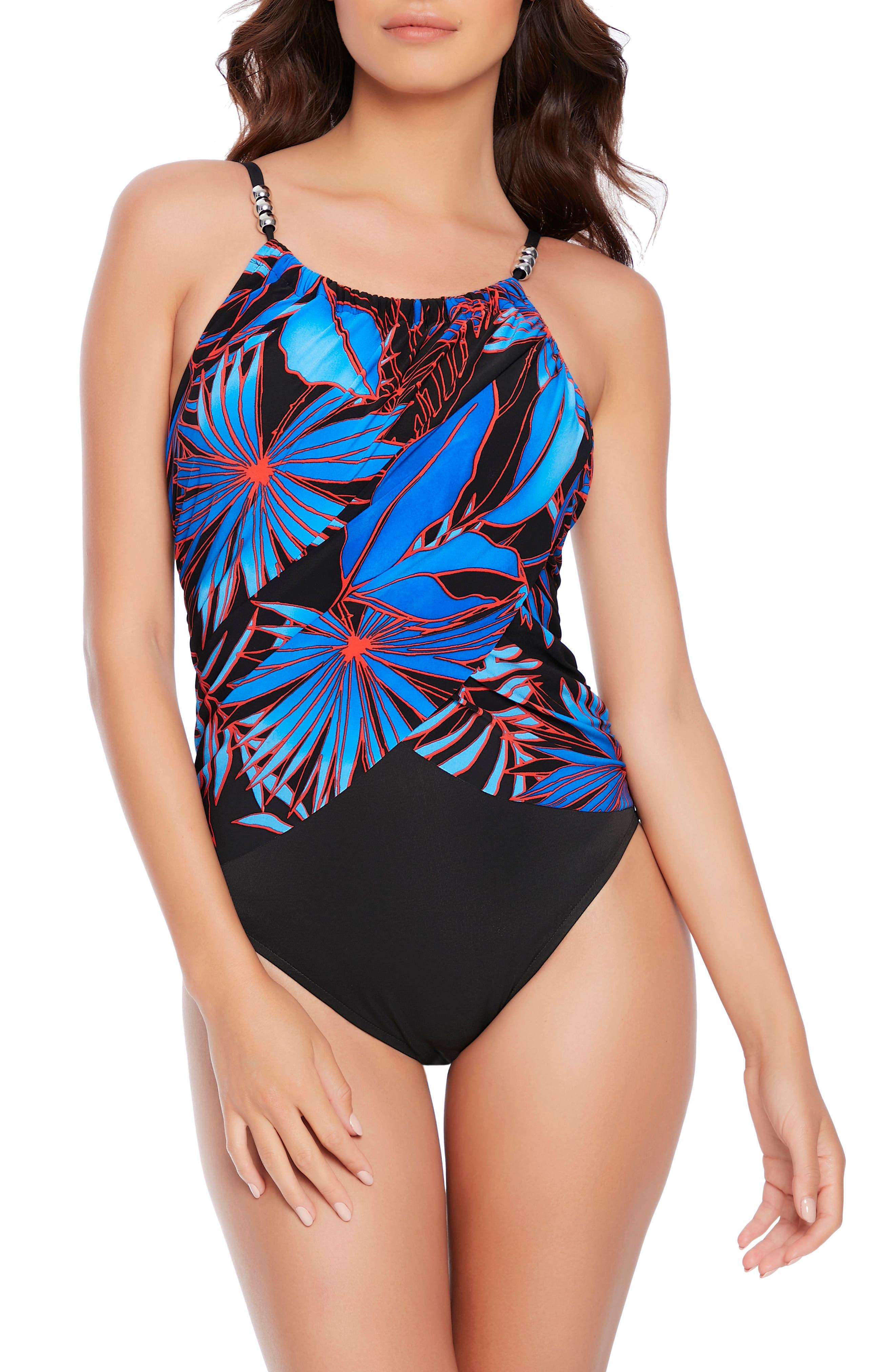 Women's Magicsuit Hot Line Lisa One-Piece Swimsuit
