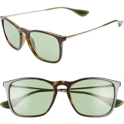 Ray-Ban 5m Sunglasses - Tortoise Green