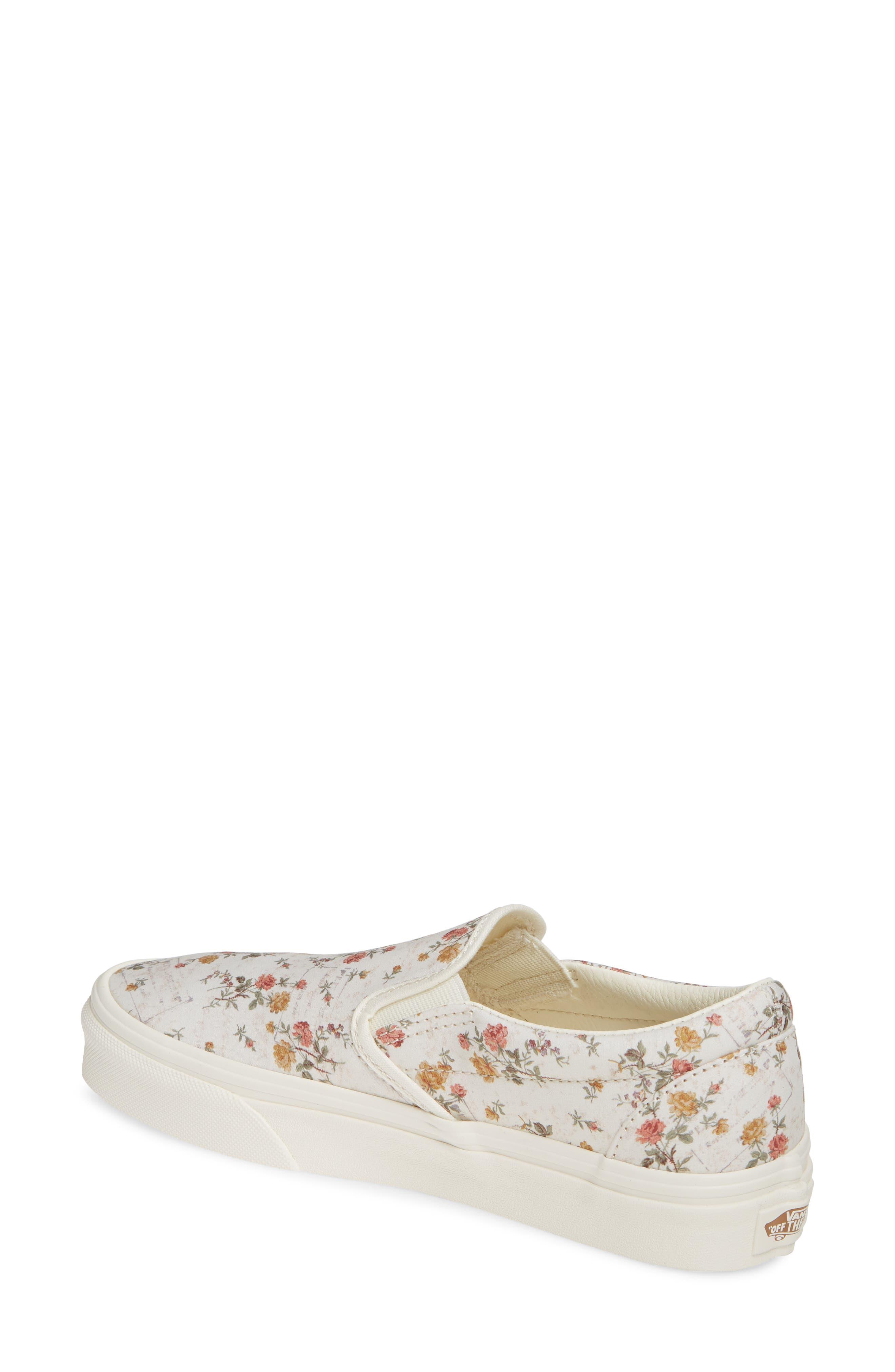 ,                             Classic Slip-On Sneaker,                             Alternate thumbnail 480, color,                             104