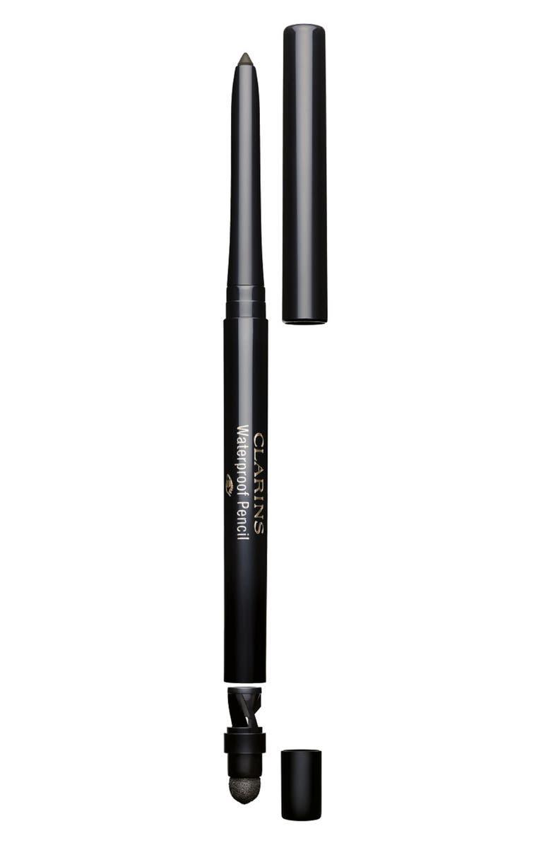 CLARINS Waterproof Eye Pencil, Main, color, BLACK TULIP 01
