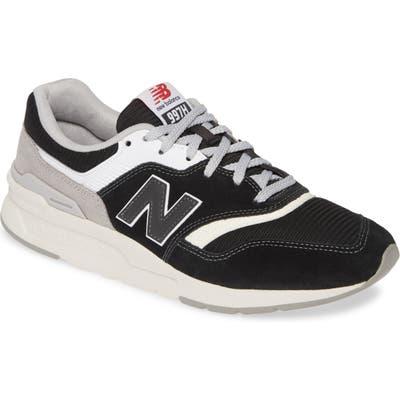 New Balance 997H Sneaker, Black