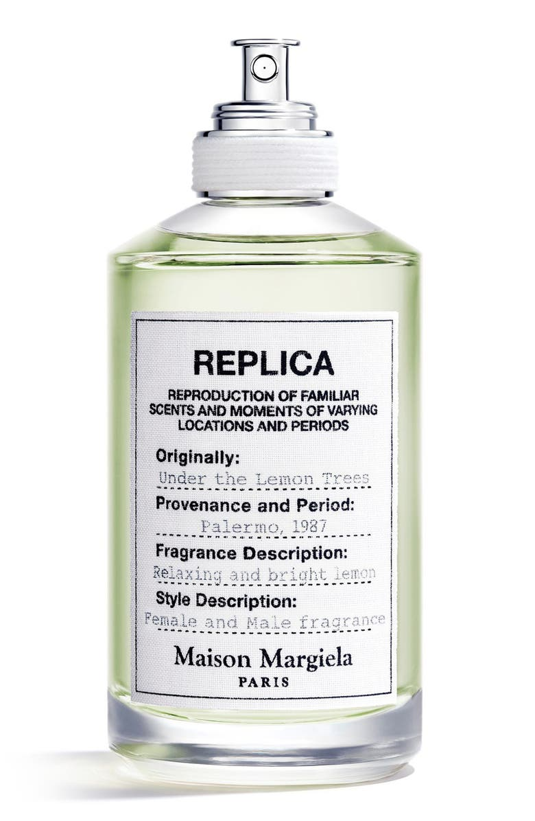 MAISON MARGIELA Replica Under the Lemon Trees Fragrance, Main, color, NO COLOR