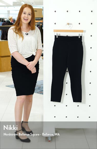 The Perfect Black Pants - Four-Pocket Leggings, sales video thumbnail