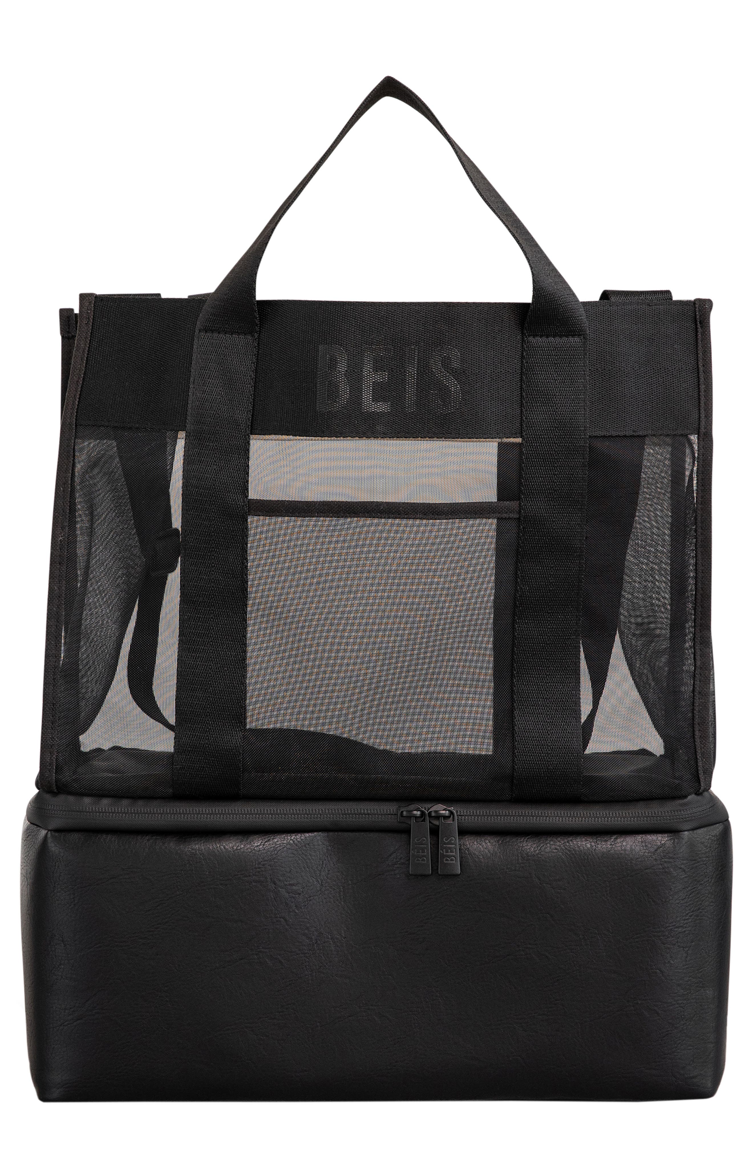 The Mesh Cooler Tote