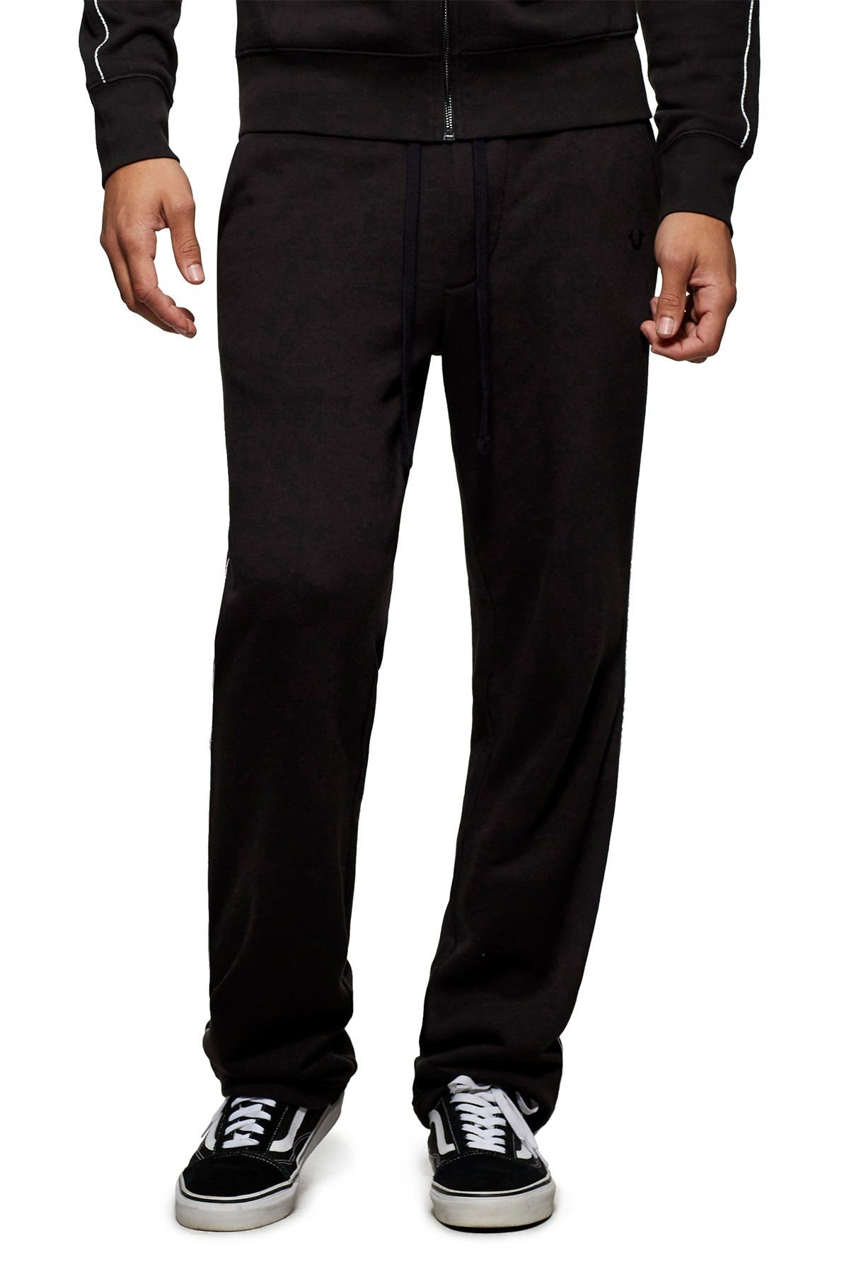 Image of True Religion Metallic Side Sweatpants