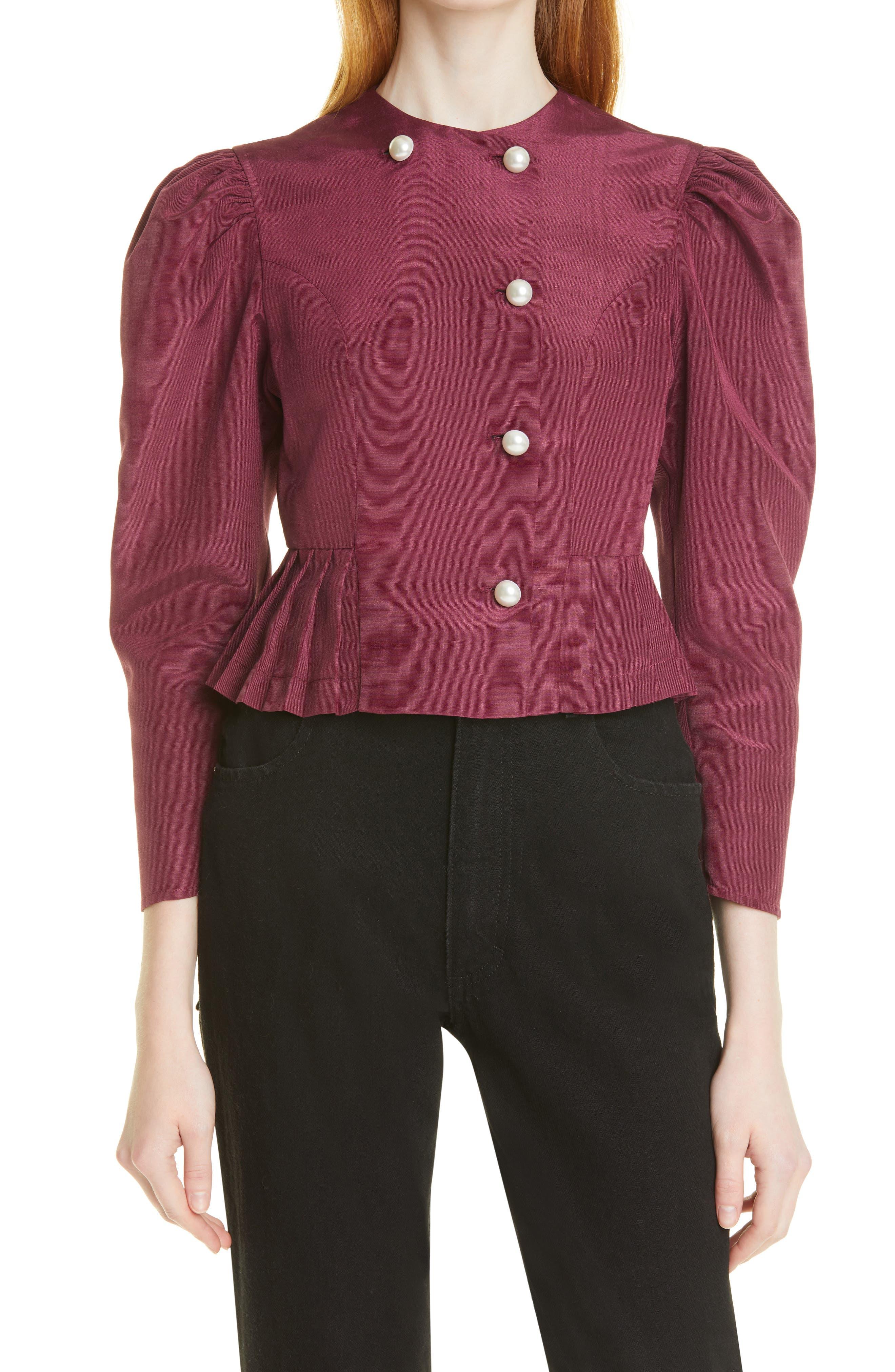 Kat Three-Quarter Sleeve Jacket
