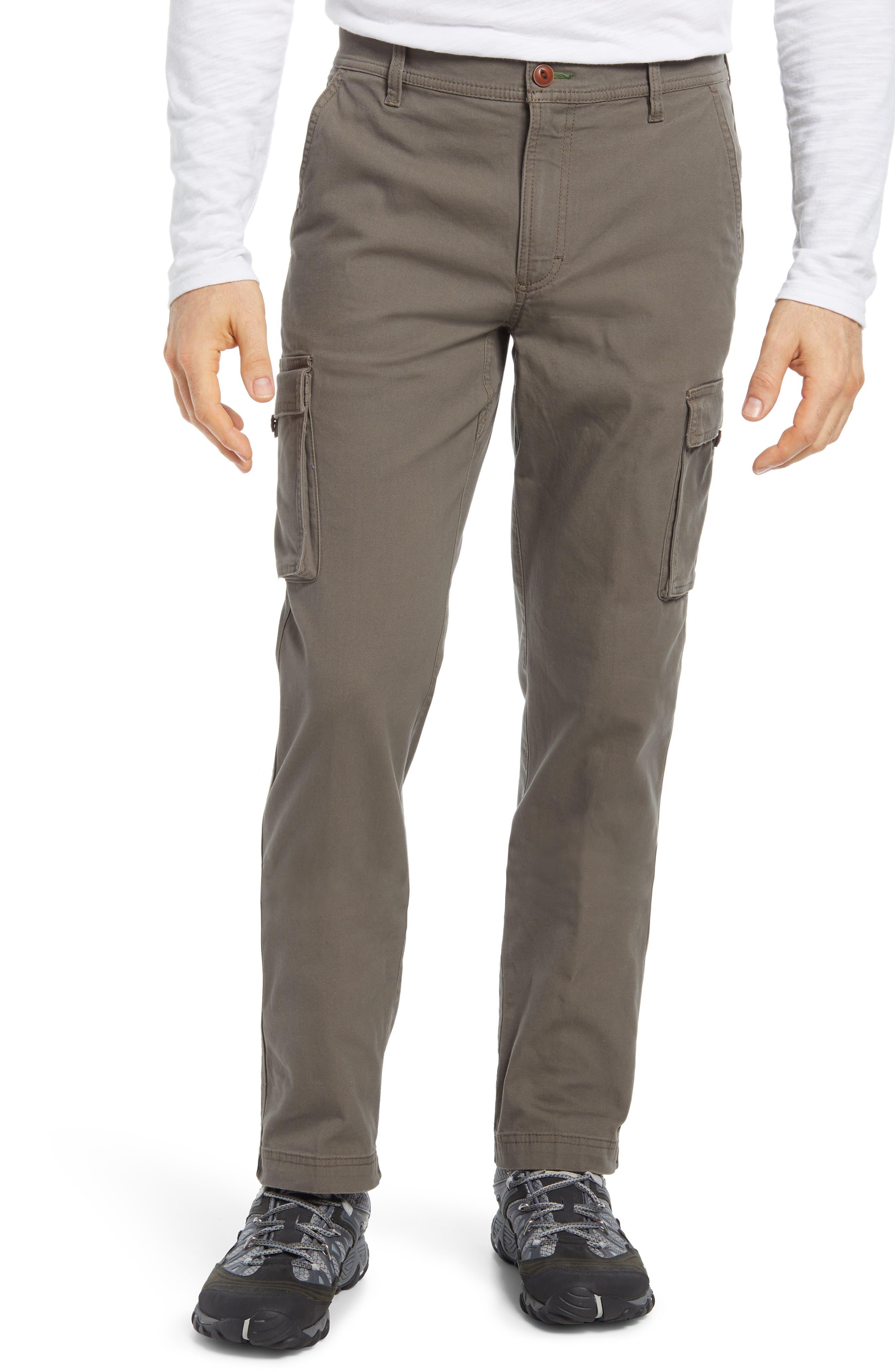 Men's Beanflex Canvas Cargo Pants