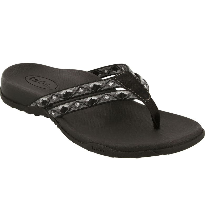 TAOS Primo Flip Flop, Main, color, 011