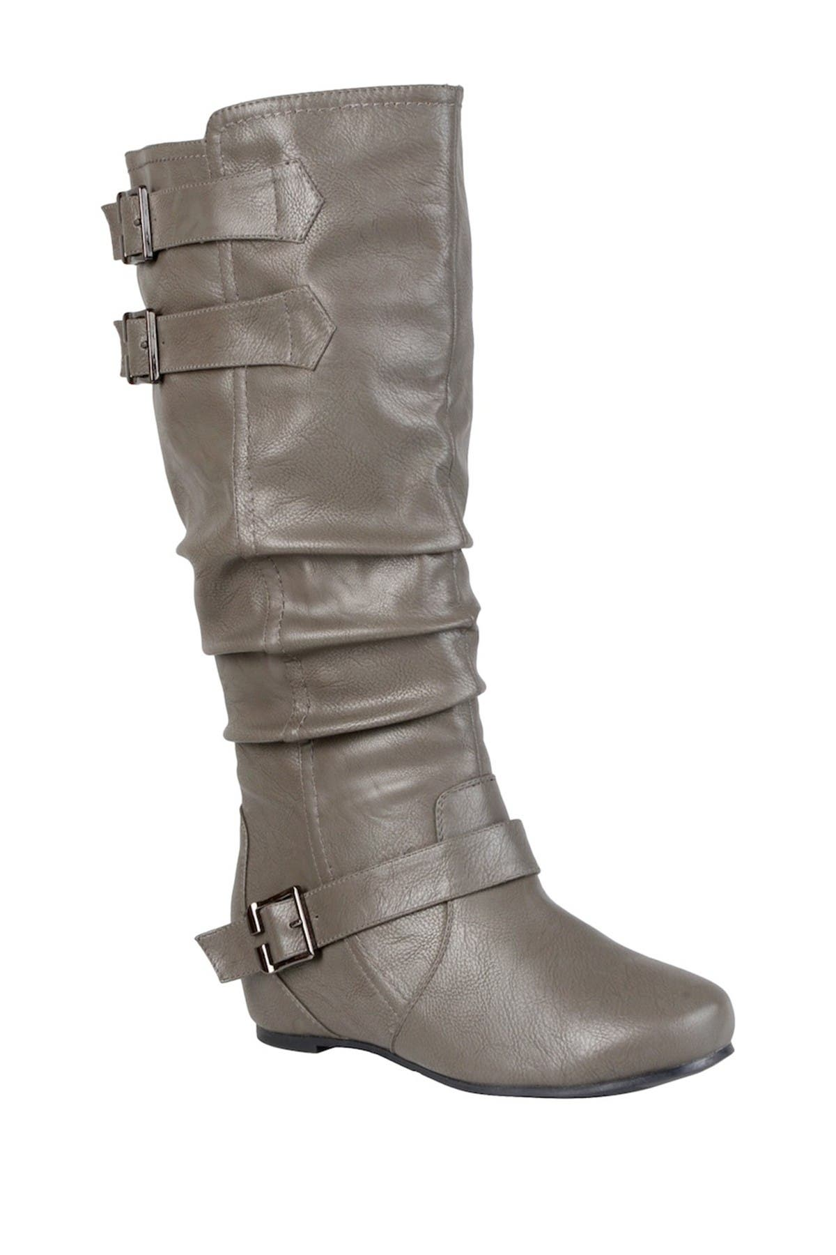 Image of JOURNEE Collection Tiffany Slouchy Riding Boot