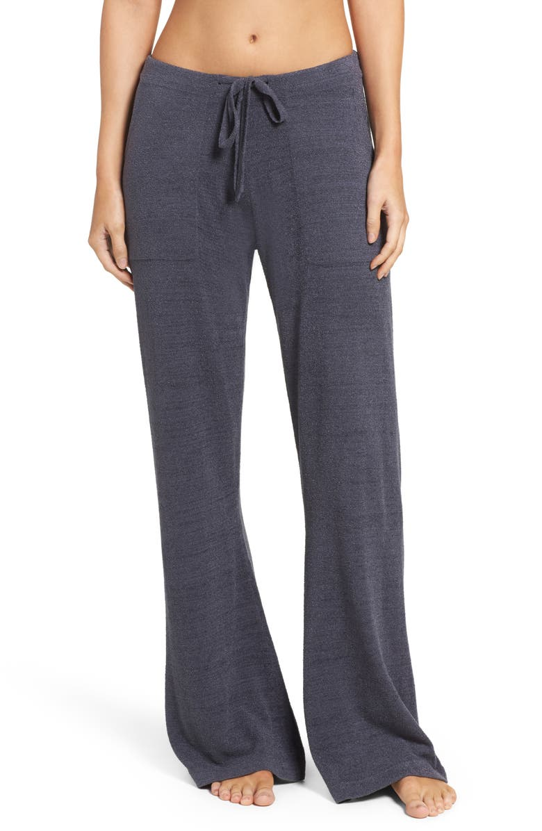 BAREFOOT DREAMS<SUP>®</SUP> CozyChic<sup>™</sup> Ultra Lite Pants, Main, color, PACIFIC BLUE