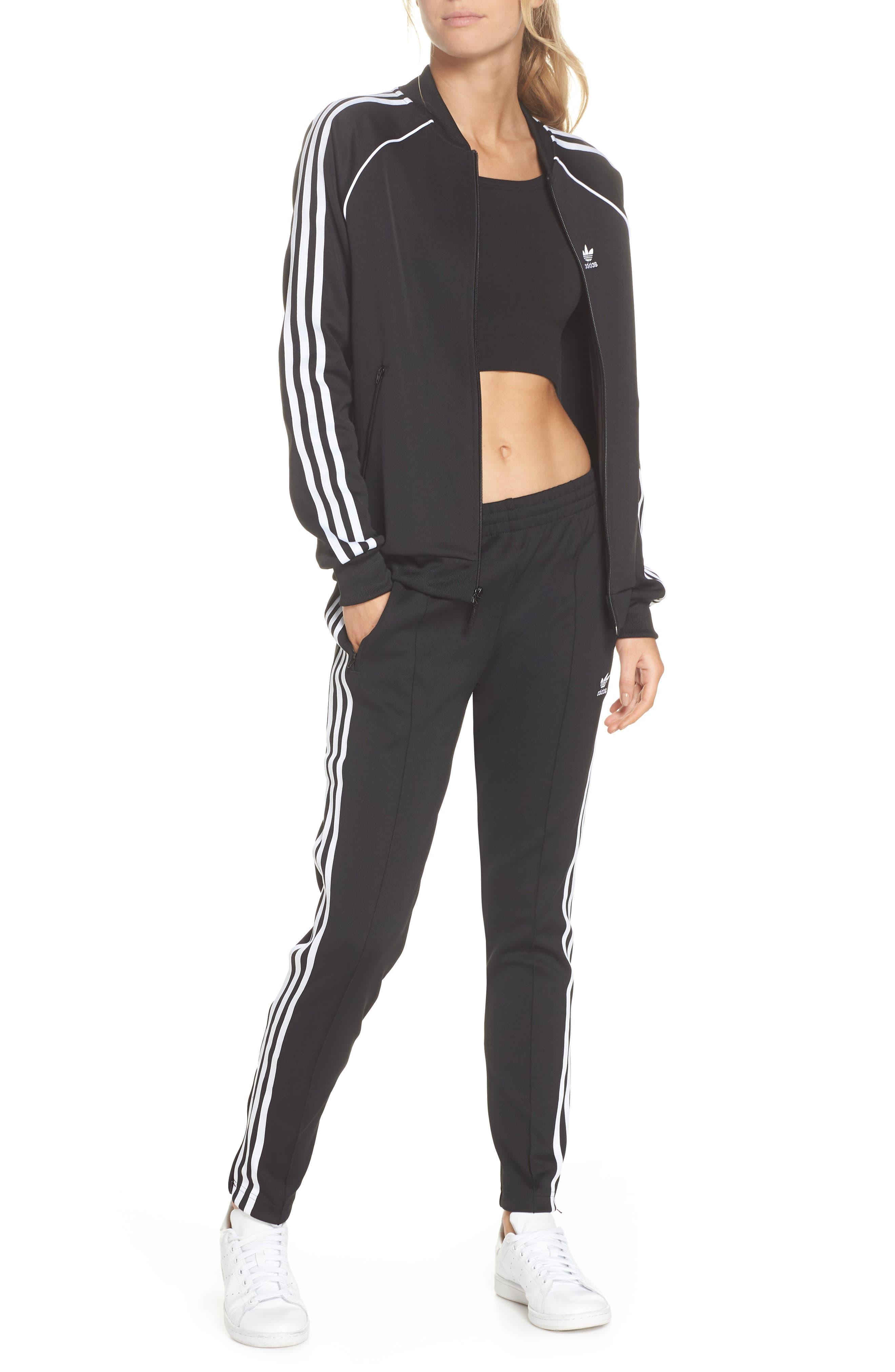 ,                             adidas SST Track Pants,                             Alternate thumbnail 26, color,                             001