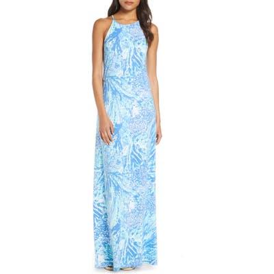 Lilly Pulitzer Margot Dress, Blue