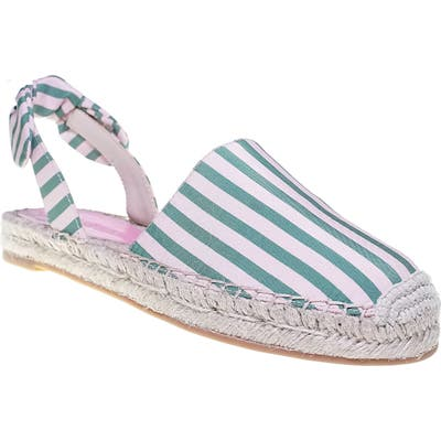 Cupcakes And Cashmere Jamille Flat, Green