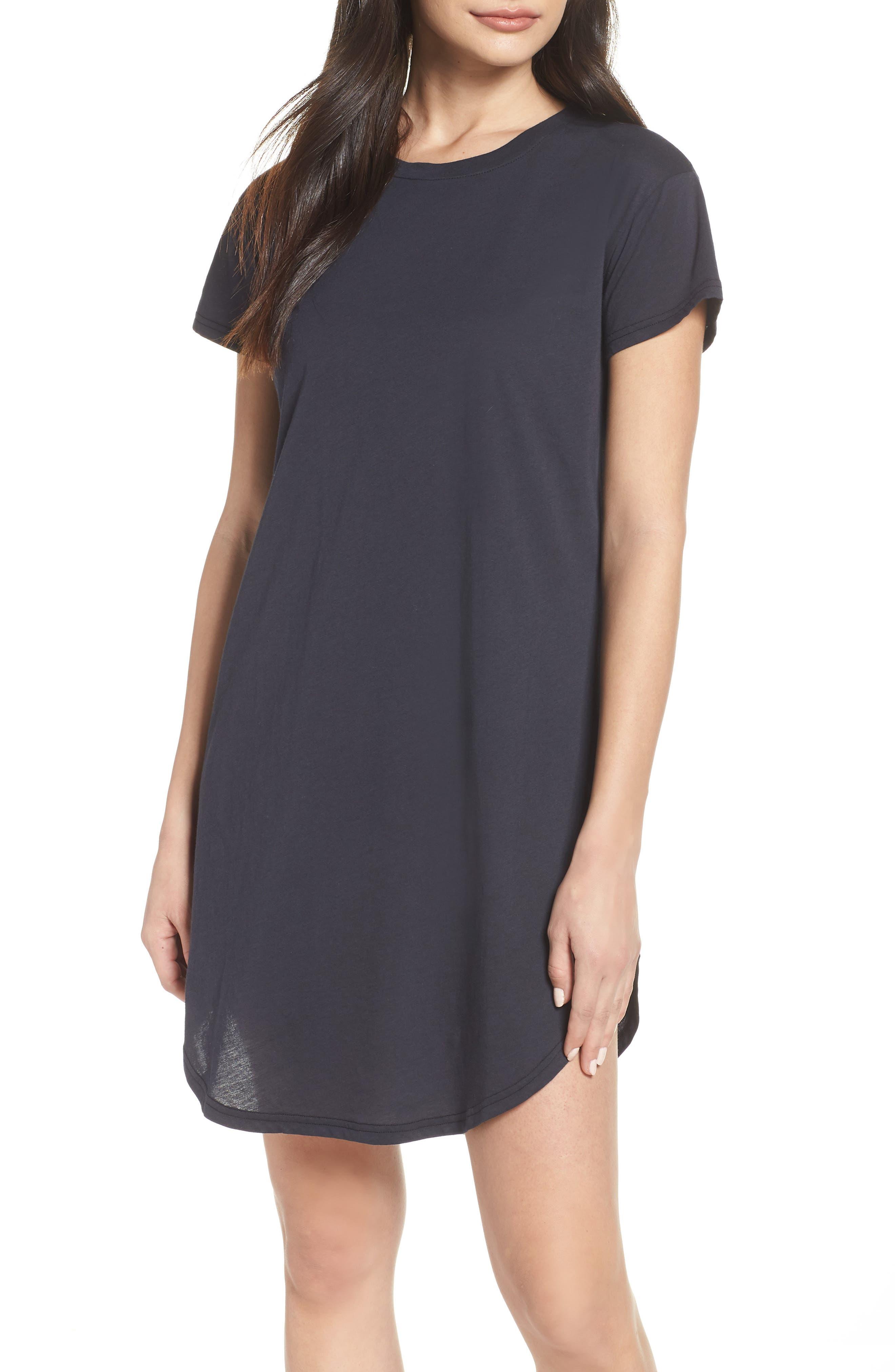 Chalmers Gwen Sleepshirt, Grey