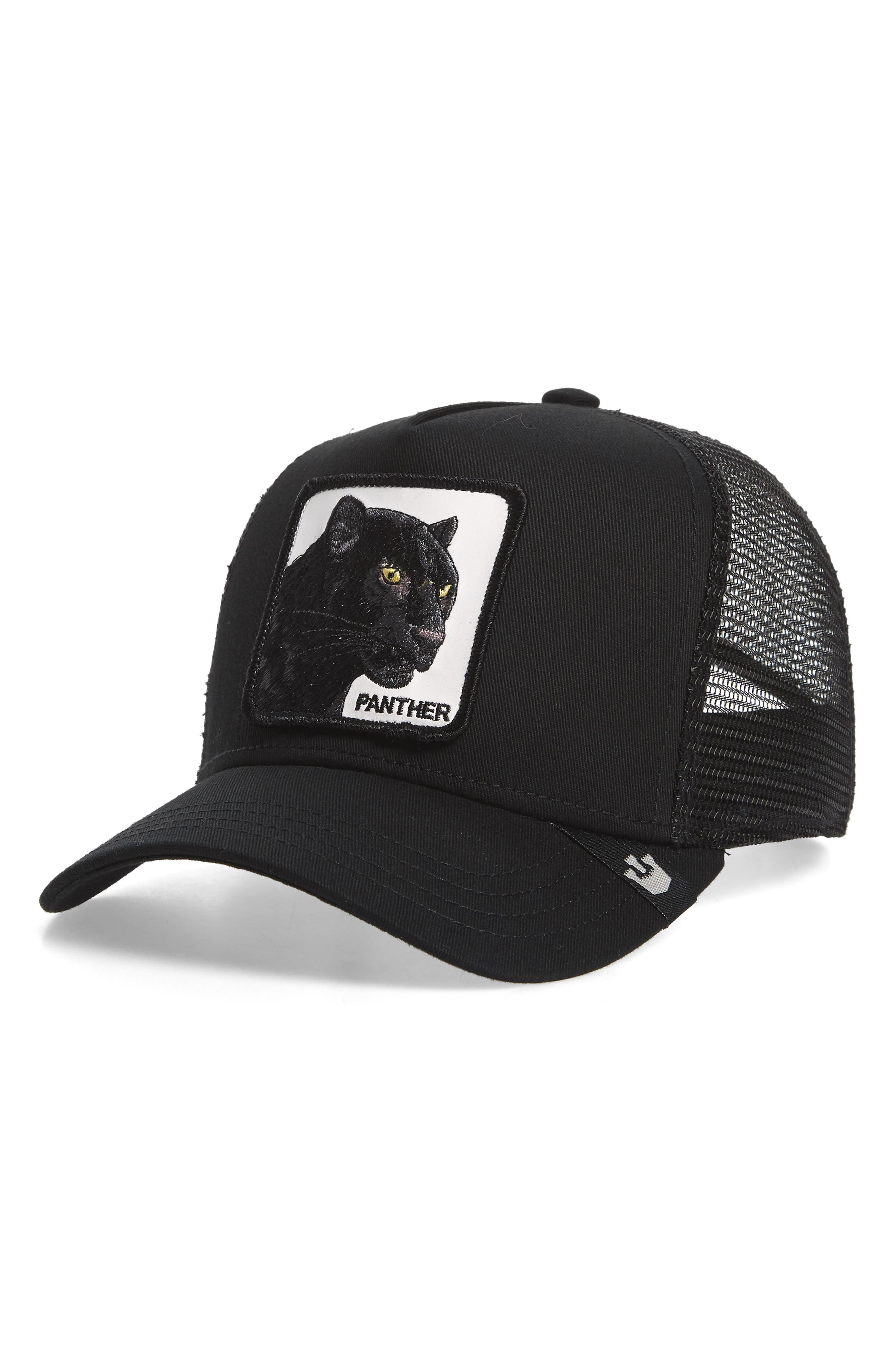 . Panther Trucker Hat