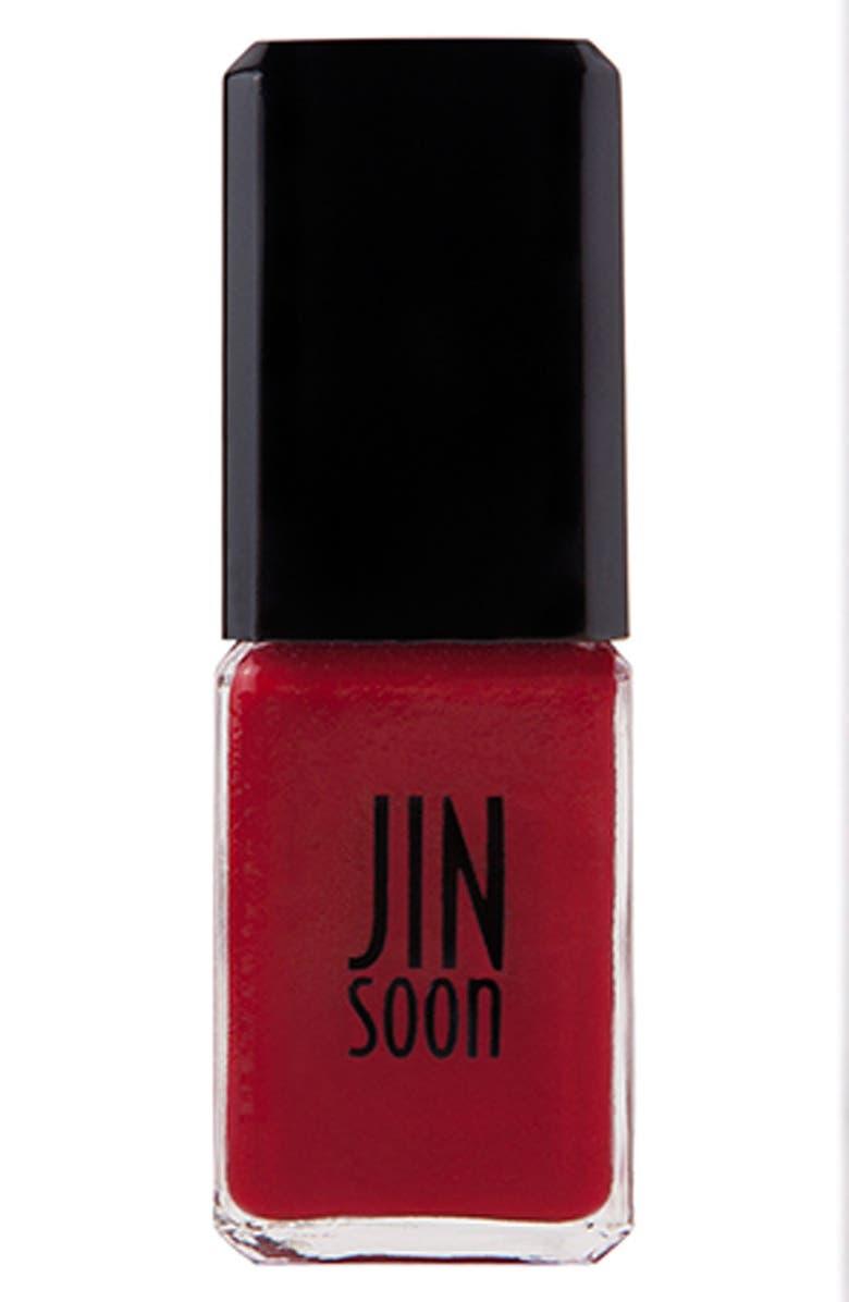 JINSOON Nail Lacquer, Main, color, 600