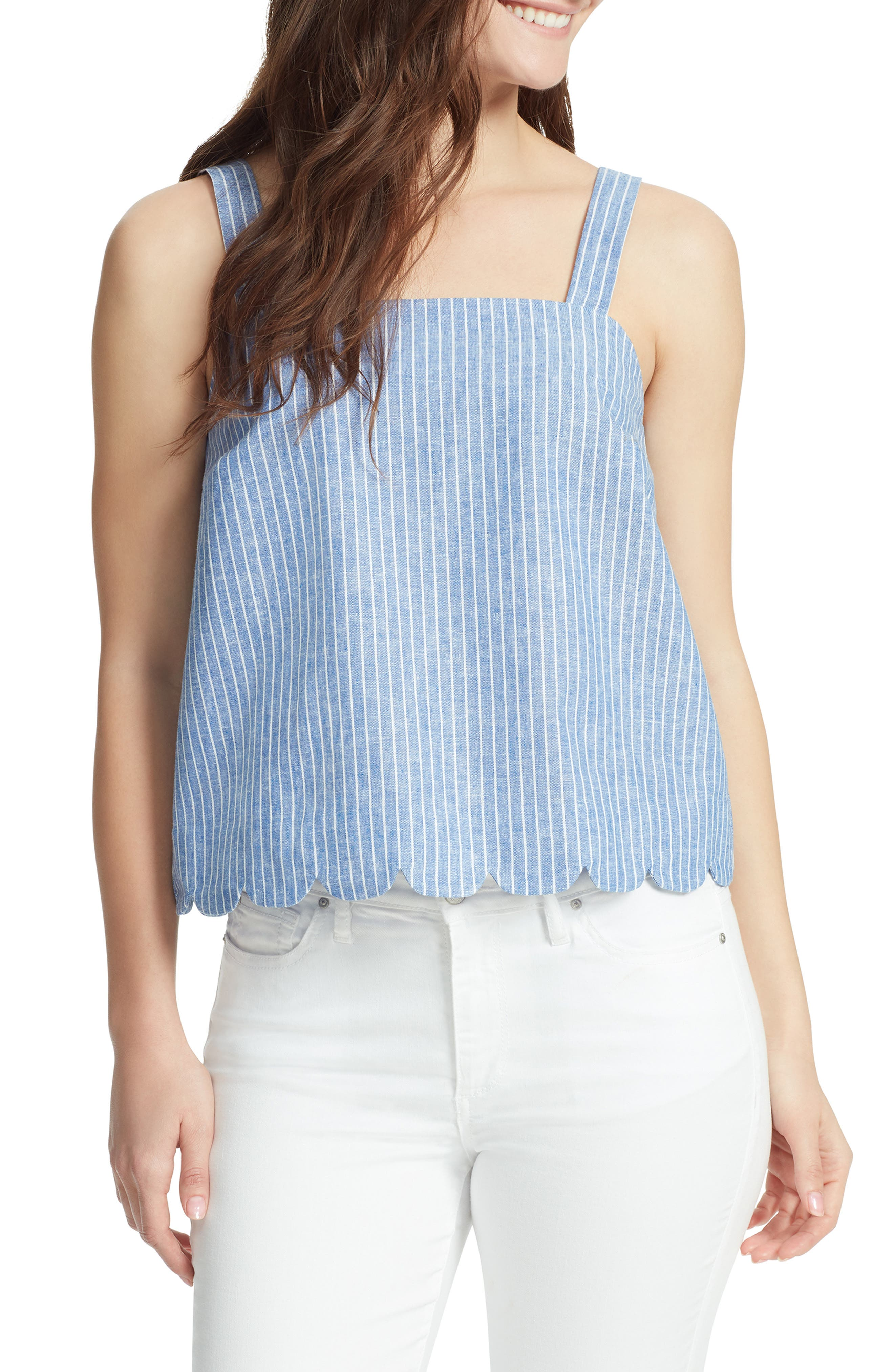 Image of Ella Moss Esther Stripe Top
