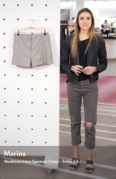 Linen Blend Shorts, sales video thumbnail