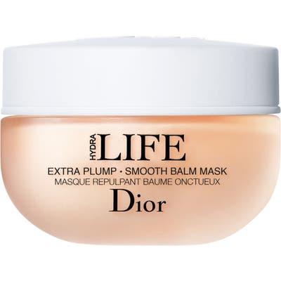 Dior Hydra Life Extra Plump Smooth Balm Mask