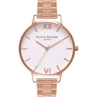 Olivia Burton Big Dial Bracelet Watch,