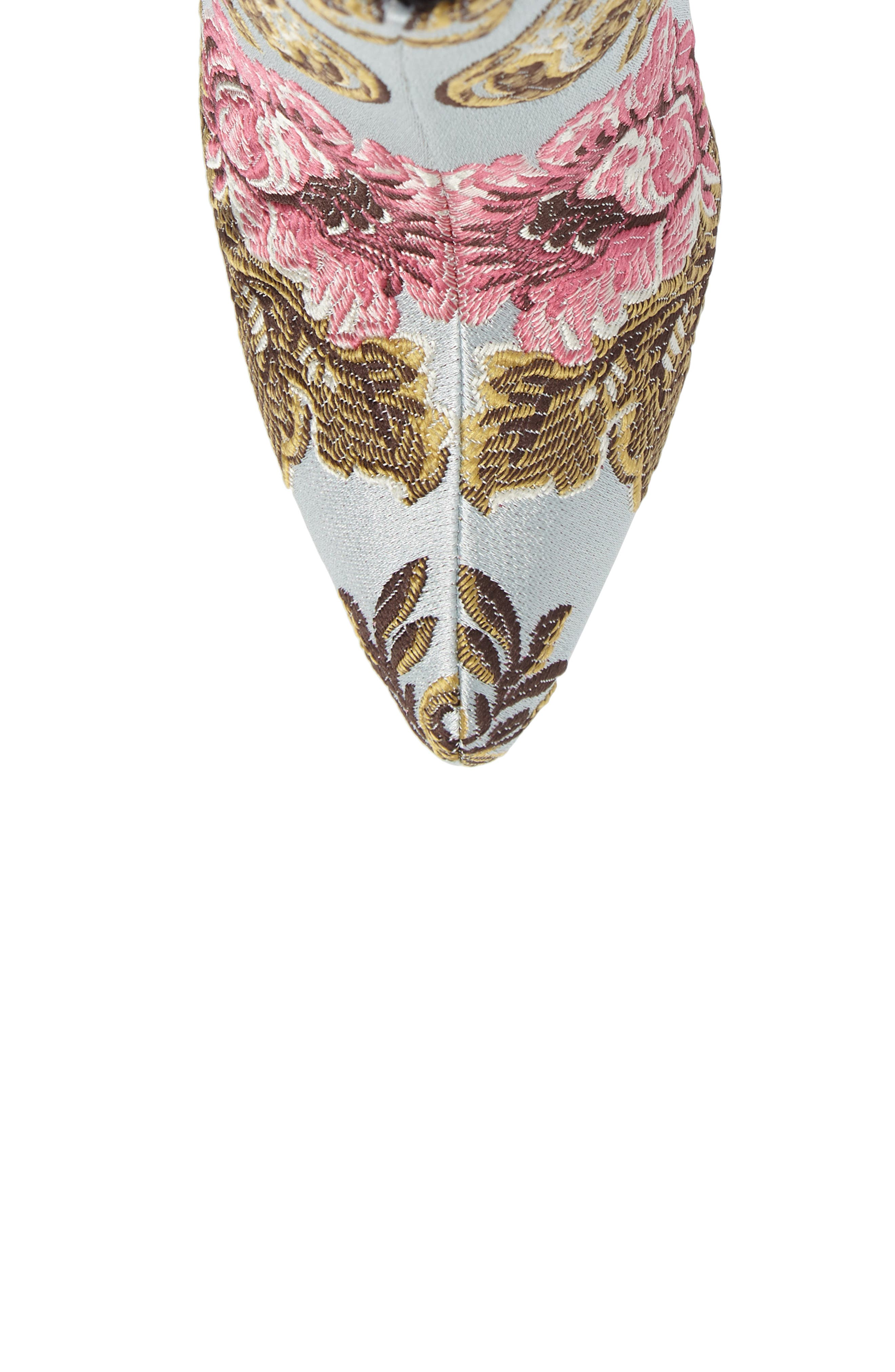 ,                             Emmy Brocade Bootie,                             Alternate thumbnail 11, color,                             400