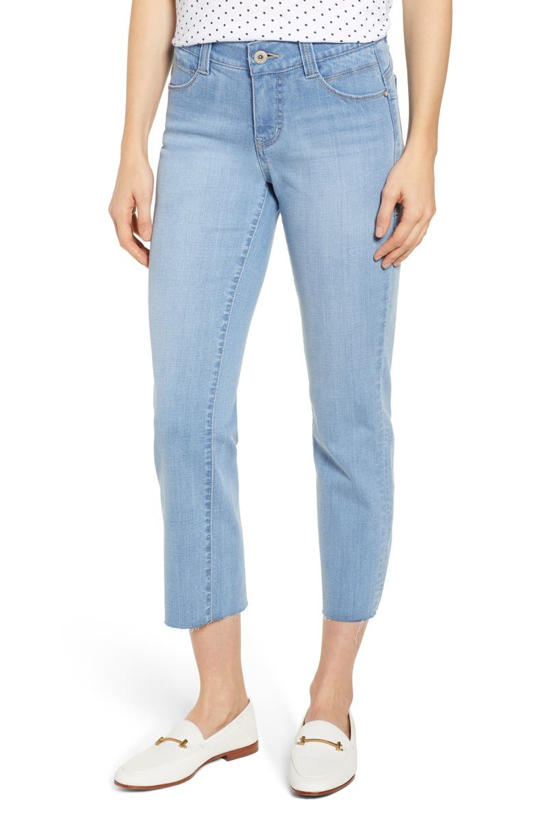 JAG JEANS Ruby Straight Leg Crop Jeans, Main, color, 402