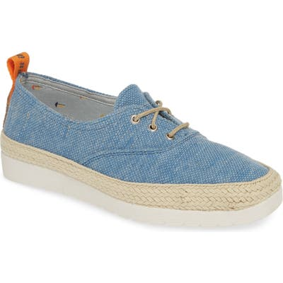 Toni Pons Bego Espadrille Sneaker, Blue