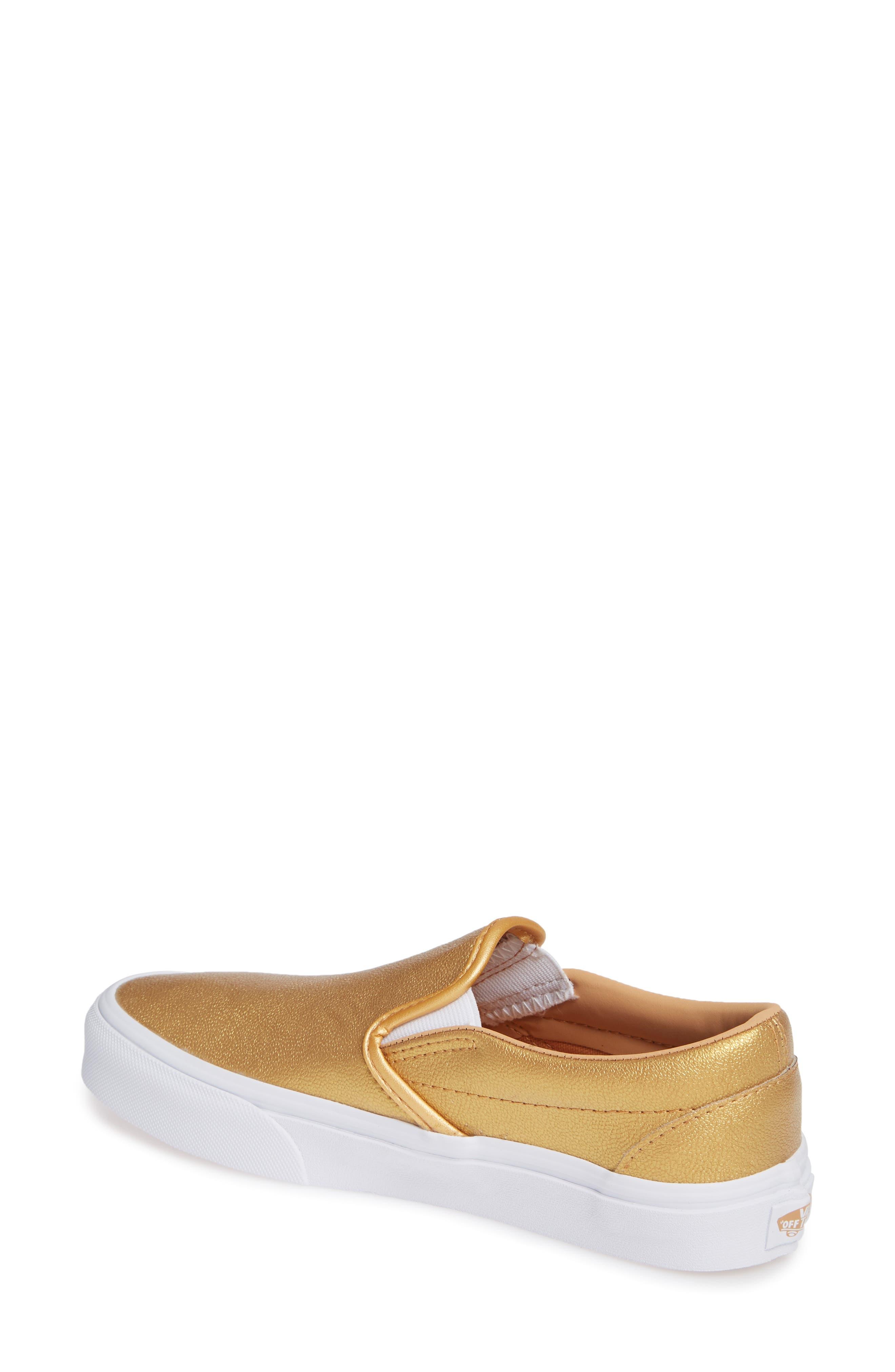 ,                             Classic Slip-On Sneaker,                             Alternate thumbnail 66, color,                             712