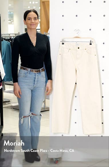 Kerrie Straight Leg Jeans, sales video thumbnail