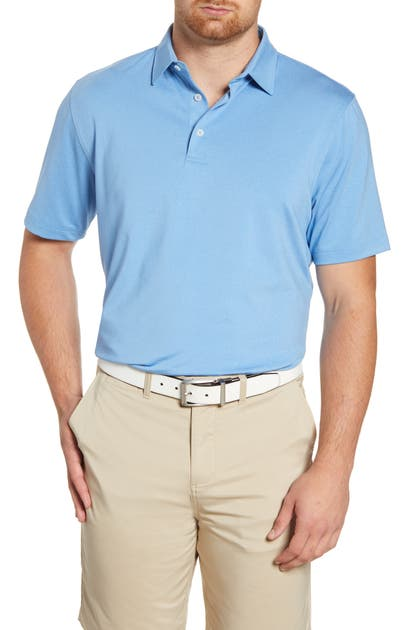Johnnie-O Tops BIRDIE CLASSIC FIT PERFORMANCE POLO