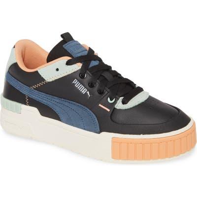 Puma Cali Sport Sneaker, Black