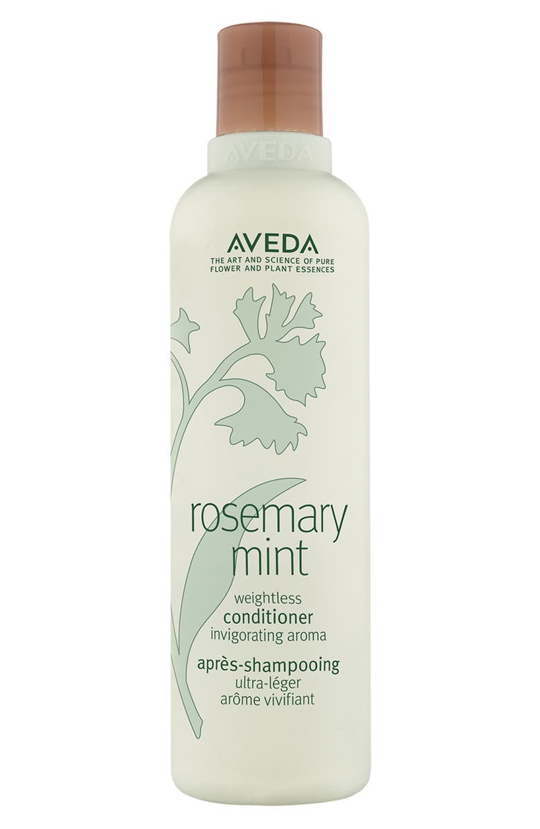 AVEDA Rosemary Mint Weightless Conditioner, Main, color, NO COLOR